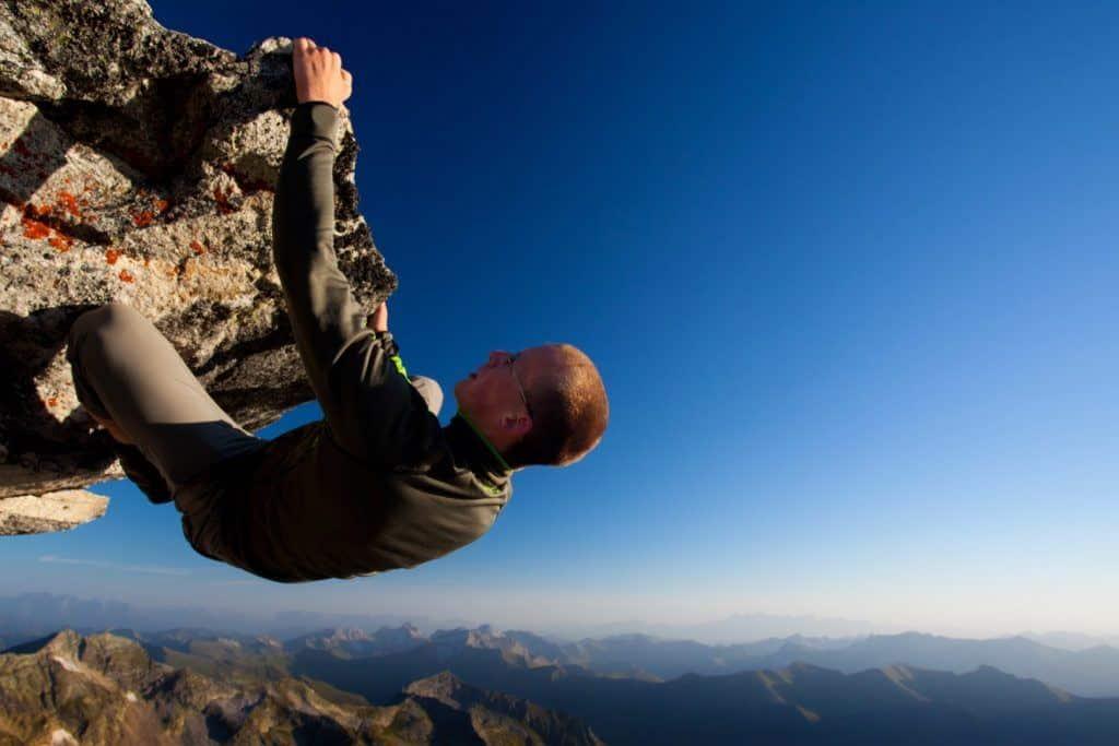 Bouldering Training
