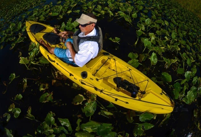 Best Fishing Kayak for Big, Heavy or Tall Guys