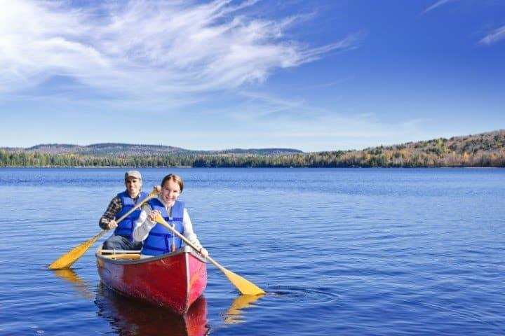 best square stern canoe