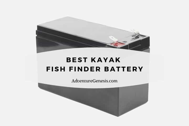 Best Kayak Fish Finder Battery