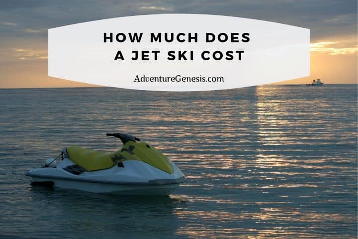How much is jet ski