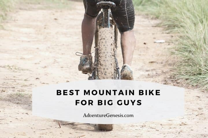 Best Heavy Duty Mountain Bike for Big Guys