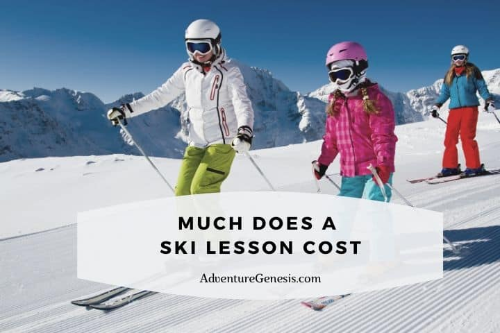 How Much Does a Ski Lesson Cost