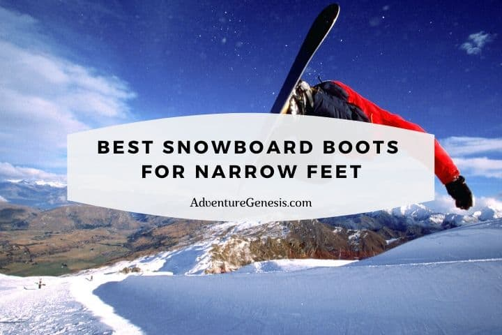 Best Snowboard Boots for Narrow Feet
