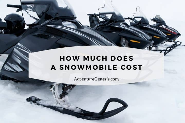 How Much Does a Snowmobile Cost