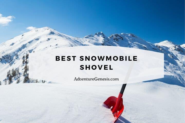 best snowmobile shovel