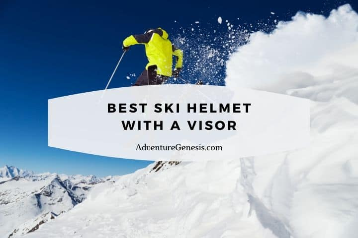 Best Ski Helmet with Visor