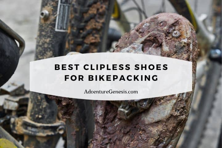 Best Clipless Shoes for Bikepacking
